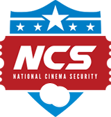 National Cinema Security Logo